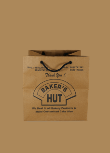 Paper Bags for Store