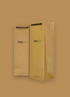 Wine Bottle Paper Bags