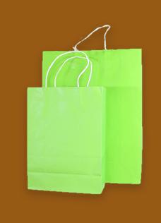Coloured Kraft Paper Bags