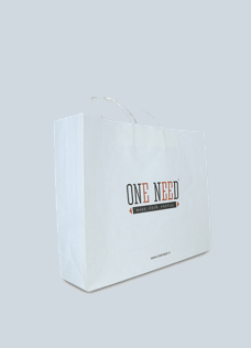 Corporate Paper Bag with Logo