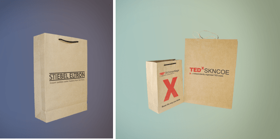 High Strength Paper Bags