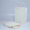 White Kraft Paper bags-homepage